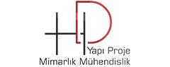 HD Yapı Proje Logo
